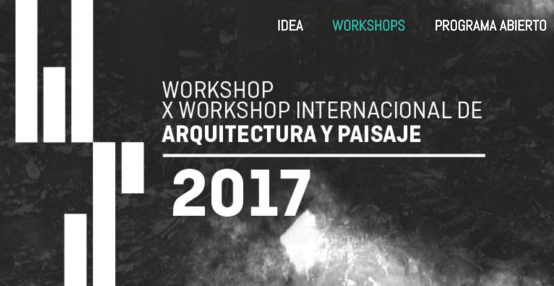 Estel Ortega & RCR_Workshop Arquitectura y Paisaje 2017